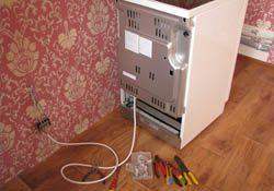 Подключение электроплиты. Владимирские электрики.