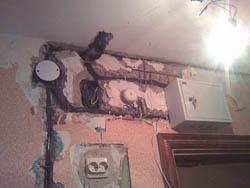 Замена электропроводки в Владимире