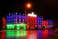 Наружное освещение: архитектурное освещение зданий и фасадов в г.Владимир